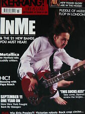 KERRANG 921 - INME - AMERICAN HEAD CHARGE