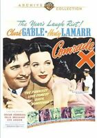 COMRADE X - (B&W) (1940 Clark Gable) Region Free DVD - Sealed