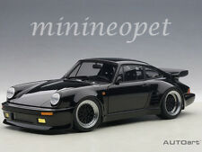 AUTOart 78156 PORSCHE 911 930 TURBO WANGAN MIDNIGHT 1/18 MODEL CAR BLACK BIRD