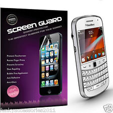 5 Pack High Quality Clear Film LCD Screen Protector for BlackBerry Bold 9900