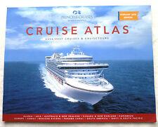 Princess Cruises . Fleet Atlas 2006/07 Season . Ocean Liner Cruise Ship V102