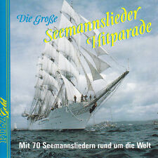 DIE GROSSE SEEMANNSLIEDER HITPARADE - CD - SAMPLER