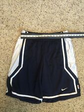 Mens Blue Nike Athletic Gym Basketball Shorts Size Tag Missing C Pics 4 Size Kd6