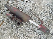 Massey Harris Pony tractor MH hydraulic hitch lift cylinder & top rockshaft arms
