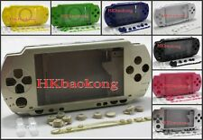 High Quality Full Housing Shell Case Faceplate for PSP1000 Console System