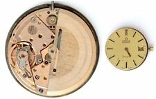 OMEGA 1022 original automatic watch movement for parts / repair (4803)