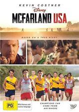 McFarland USA DVD NEW