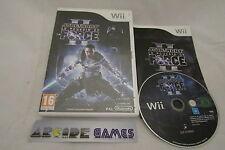 STAR WARS LE POUVOIR DE LA FORCE II Wii COMPLET (envoi suivi)