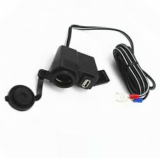 GPS Cigarette Lighter USB Cell Phone MP4 Charger Camera Ipod Snowmobile Car SUV
