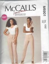 """McCall's couture motif manque """" / Femme Pantalon conique pantalon 8 - 24 W m6901"""