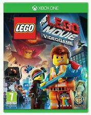 LEGO MOVIE VIDEO GAME - XBOX ONE - NEW & SEALED - UK STOCK