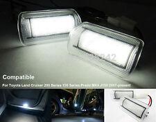 LED Courtesy Door Light For Toyota Land Cruiser 200 Series 150 Series Prado MK4