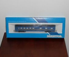 "Mantua Streamlined Passenger ""Room(Sleeper)"" Car  VIA Rail HO Gauge New in Box"