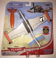 """Disney Planes Rubber Band Sky Glider """"Super Charged Dusty"""""""