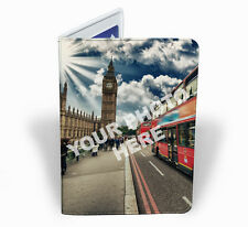 DESIGN YOUR OWN OYSTER, TRAVEL CARD HOLDER CUSTOM PHOTO PERSONALISED WALLET PORT