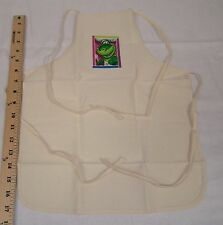 """New Small Children's """"Plato"""" Tie on Publix Grocery Store Apron Only **READ**"""