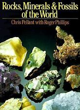 Rocks, Minerals & Fossils of the World-ExLibrary