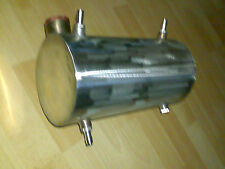 CHOPPER ÖL TANK EDELSTAHL CHOPPER HARLEY STARRAHMEN CUSTOMBIKE BSA INDIAN