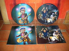 THE ROLLING STONES - HONKY TONK WORLD TOUR LP PICTURE DISC ULTRARARE & GREAT !!!