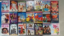 lot of 21 Children Kids DVDs - Disney - Judy Moody - Power Rangers - Free S&H
