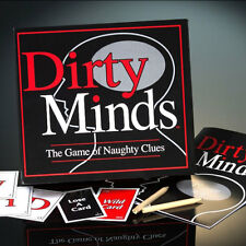 Dirty menti BOARD GAME Bere Gioco Adulti Naughty Clues adulti Divertente Party Game