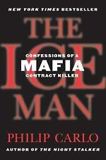 The Ice Man: Confessions of a Mafia Contract Killer-ExLibrary