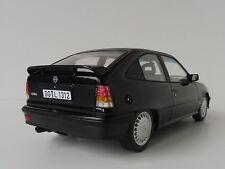 Opel Kadett E GSI 1987 negro 1/18 norev 183612 Vauxhall Astra Black