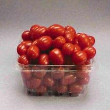 Jelly Bean Red Tomato 15 Seeds Moon Gardens Simply Grown Beautifully