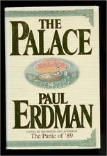 The Palace by Paul Erdman  hardcover dust jacket 1988 1st