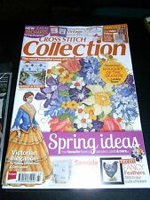 Cross Stitch Collection Magazine Marchl 2014 Issue 233  (new)