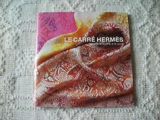 HERMES SCARF COLLECTION BOOKLET LIBRETTO SPRING SUMMER 2008 PRIMAVERA ESTATE