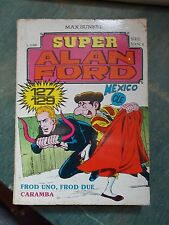ALAN FORD SUPER ALAN FORD 127/129 OTTOBRE 1992