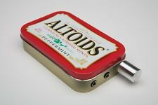 Audiophile CMOY headphone amplifier high quality parts made in USA-Altoids Red