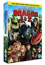 How To Train Your Dragon 2/How To Train Your Dragon DVD Double-Pack - DVD