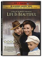 Life Is Beautiful (DVD, 2011) BRAND NEW, SEALED FREE SHIPPING