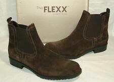 The Flexx Shetland Women's Brown Chukka Ankle Boot 10 M NEW