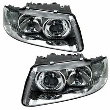 AUDI A3 2000-2003 HEADLIGHT HEADLAMP 1 X PAIR RIGHT LEFT O/S N/S BRAND NEW