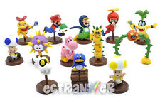"New Lot 13 Super Mario Bros 0.7~2"" Action Figure Doll/MS1560"