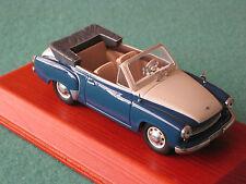 Wartburg 311-2 Cabriolet Ixo 1:43 Modellauto original eingeschweißt Atlas-Verlag