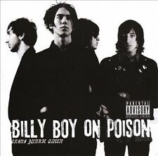 Billy Boy on Poison, Drama Junkie Queen Audio CD