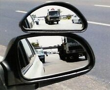 Medium Auxiliary Wide Angle Side View Mirror Car Truck Blind Spot Total Hercules