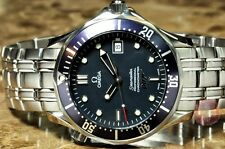 Omega Seamaster James Bond 007 Limited Edition 2537.80.00 Box Booklet