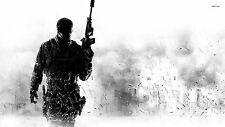 5011 call of duty modern warfare 3 game poster print On Canvas home decor 24x42
