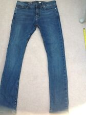 mens Topman Spray On Skinny fit jeans W30