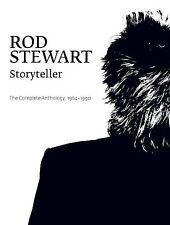 Rod Stewart Storyteller BOX AND BOOK ONLY NO CDs