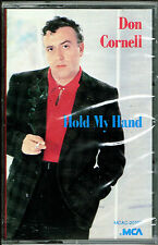 Hold My Hand by Don Cornell (Cassette) BRAND NEW FACTORY SEALED
