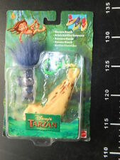 DISNEY'S TARZAN Sabor TURK Purple Gorilla Action Pack Mattel