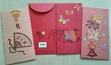 2017 Maxis CNY Packets/ Ang Pow - 3-pc set