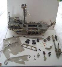 Mega Bloks Pirates of the Carribean capitaine Dread Eyes Ghost Ship & chiffres 3660