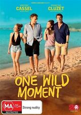One Wild Moment - Vincent Cassel NEW R4 DVD